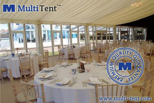 banquet tent