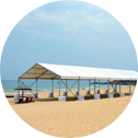 beach tent png