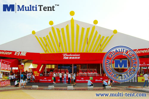 beer festival tent