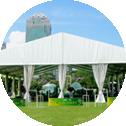 خيمة قياسية