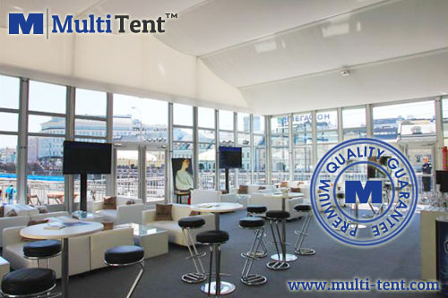 corporate tent