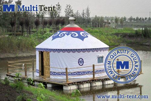 eco yurt