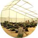military tent png