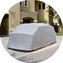 Portable folding garage