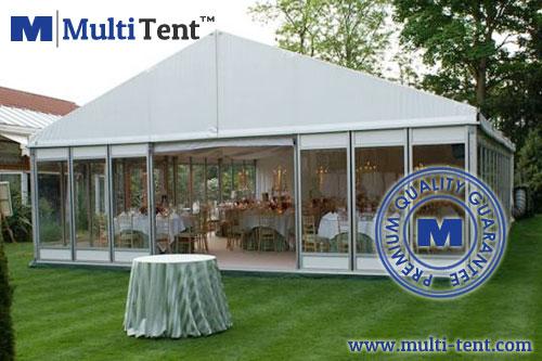 restaurant tent