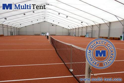 tennis court tent