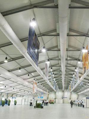 Carpas de Ferias y Exposiciones